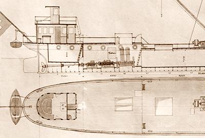 Historique du bateau