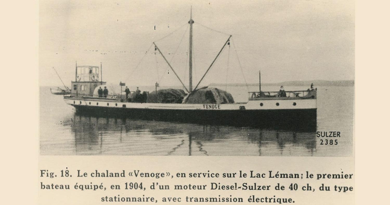 Le Venoge - Sulzer