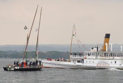 Evènements du bateau
